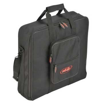 "SKB Cases 1SKB-UB1818  Universal Equipment Bag, 18"" x 18"" x 5.5"" 1SKB-UB1818"