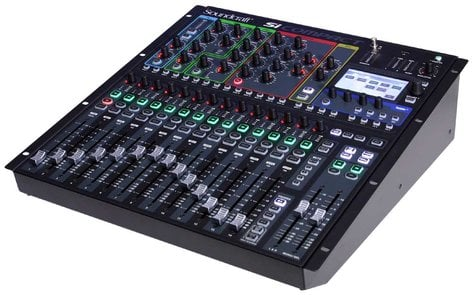 Soundcraft Si Expression 1 16-Channel Digital Live Sound Mixing Console SI-EXPRESSION-1