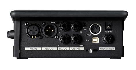 TC Helicon VoiceLive Touch 2 Touchscreen Vocal Processor VOICE-LIVE-TOUCH-2
