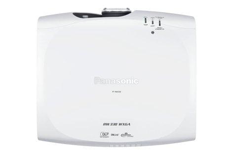 Panasonic PT-RW330U 3500 Lumens WXGA Solid Shine Projector PTRW330U