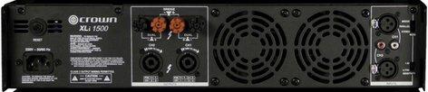 Crown XLi1500 450W per Channel @ 4 Ohms Power Amplifier XLI1500