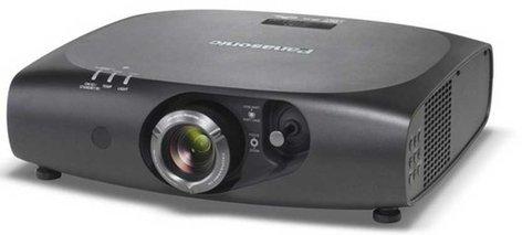 Panasonic PT-RZ470UK Full HD Projector in Black, 3500 Lumens PTRZ470UK