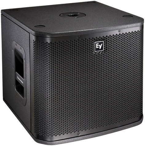 """Electro-Voice ZX1-Sub 12"""" Passive Subwoofer in Black ZX1-SUB"""
