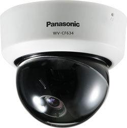 Panasonic WVCF634 WV-CF634 WVCF634