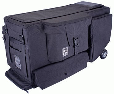 Porta-Brace CC-HD2/OR Quick-Draw Camera Case with Off-Road Wheels for Broadcast Camera and Tripod CC-HD2OR