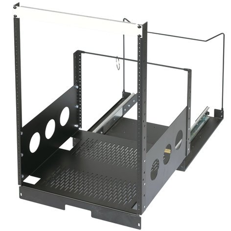 Chief Manufacturing POTR-12 12RU Pull-Out Rack POTR-12