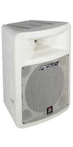 """Peavey Impulse 1015 15"""" 2-Way Speaker in White IMPULSE-1015-WHT"""