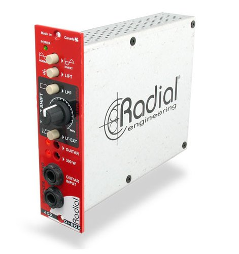 Radial Engineering JDX Reactor 500 Series Speaker Simulator JDX-500