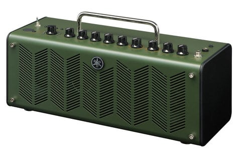 """Yamaha THR10X 10W 2x8"""" Modeling Guitar Combo Amplifier with High-Gain Models THR10X"""
