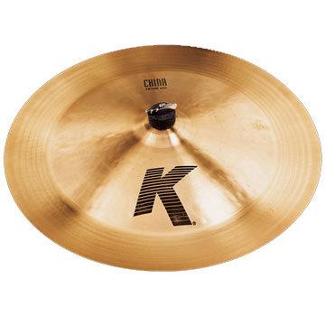 "Zildjian K0885  K Series China Cymbal 19"" K0885"