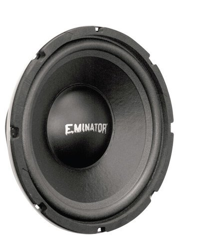 "Eminence Speaker EMINATOR 2510 10"" Car Audio Woofer EMINATOR 2510"
