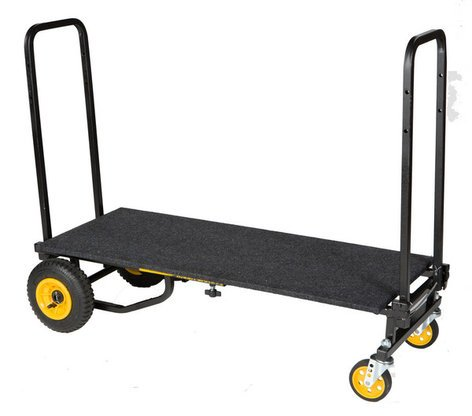 Rock-n-Roller RSD6 1-Piece Solid Carpeted Plywood Deck for R-6 Multi-Cart RSD6