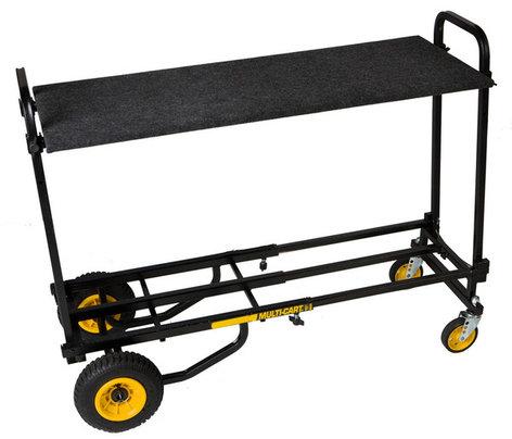 Rock-n-Roller RSH2 Carpeted Plywood Shelf for R-2 Multi-Cart RSH2