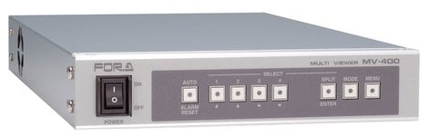 FOR-A Corporation MV-400  High Resolution Multi Viewer, Network Capable MV-400