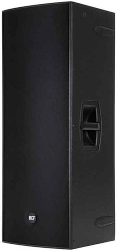 """RCF 4PRO 5031-A 2-Way Active Speaker with 2x 15"""" LF, 1"""" HF 4PRO5031-A"""