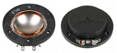 Eminence Speaker MD2001-8DIA Diaphragm for Eminence Speaker MD2001-8DIA