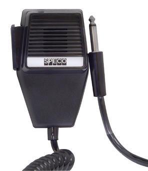 Speco Technologies DM520P  Push-To-Talk Microphone, with Phono Plug DM520P