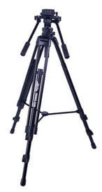 Tiffen PROVISTA7518B  Provista Tripod with the 77mm C Ball FM18 PROVISTA7518B