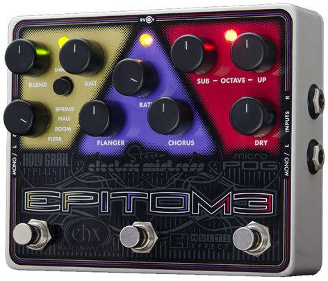 Electro-Harmonix EPITOME Multi-Effect Pedal EPITOME