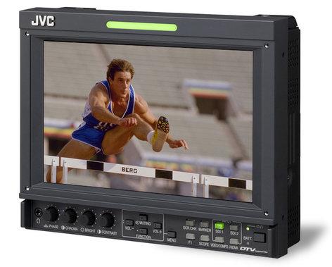 """JVC DT-F9L5U 8.2"""" 1280 x 800 Pixel IPS Display Monitor DT-F9L5U"""
