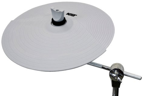 "KAT Percussion KT2EP2 12"" Dual Zone Cymbal Pad Expansion Kit for the KT2 Digital Drum Kit KT2EP2"