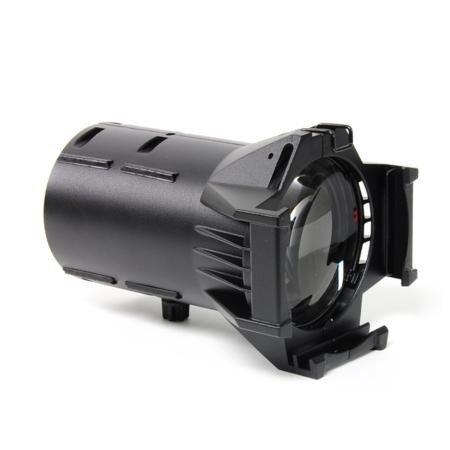 ETC 450LT Source Four Lens Tube, 50 degree, Black 450LT