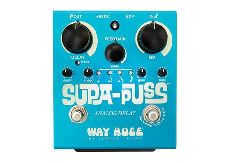 Way Huge Supa-Puss Analog Delay Pedal WHE707