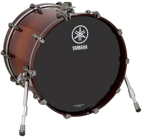 "Yamaha LNB2218 18"" x 22"" Live Custom Bass Drum with 8 Ply Shell LNB-2218"