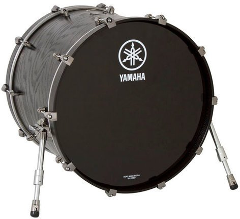 "Yamaha LNB-2418R 18"" x 24"" Live Custom Bass Drum with 8 Ply Shell without Tom Mount LNB-2418R"