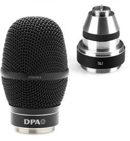 DPA Microphones FA4018VSL1B d:facto Handheld Microphone FA4018VSL1B