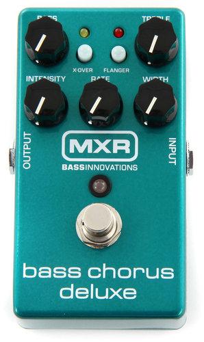 MXR Pedals M83 Bass Chorus Deluxe Pedal M83-MXR