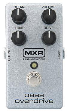 MXR Pedals M89  Bass Overdrive Pedal M89
