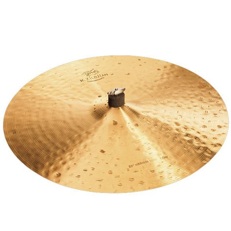 "Zildjian K1119 22"" K Constantinople Medium Thin Ride, Low K1119"