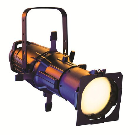 ETC/Elec Theatre Controls 414-B Source Four 14° Ellipsoidal in Black with Stage Pin Connector Installed S4-14-B