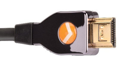 Liberty AV HD-1000-4 PathavailablebyLibertyAVSolutions 4' PPC Locking High Speed HDMI with Ethernet Cable HD-1000-4