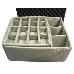Pelican Cases 1625 Padded Divider Set for 1620 Case PC1625