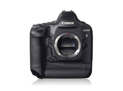 Canon EOS-1D X 18.1 MP Digital SLR Camera WITHOUT Lens EOS-1DX