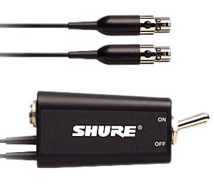 Shure WA662  Dual In-Line Bodypack Mute Switch WA662