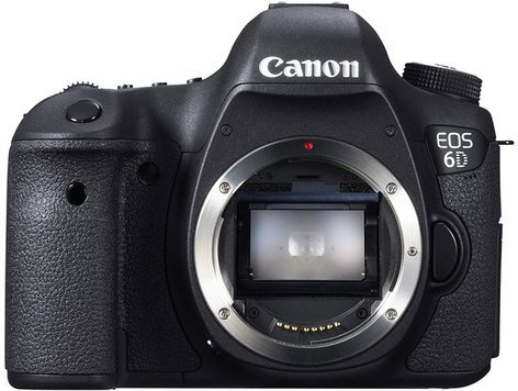 Canon EOS-6D-KIT EOS 6D Body Kit 20.2 MP Digital SLR Camera WITHOUT Lens EOS-6D-KIT