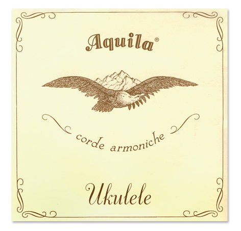Aquila Strings AQ-CLG  Nylgut Concert Ukulele Strings with Wound G AQ-CLG