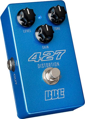 BBE 427 Distortion Pedal 427
