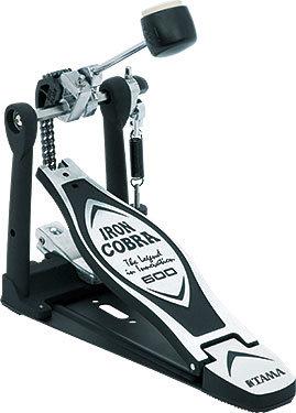 Tama HP600D Iron Cobra 600 Single Bass Drum Pedal HP600D