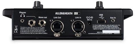 Allen & Heath ME-1 Compact Personal Mixer ME-1-AH