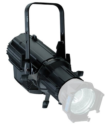 ETC/Elec Theatre Controls S4LEDLS-0A Source Four LED Lustr+ in Black, Engine Body and Shutter Barrel, Edison Connector S4LEDLS-0-A