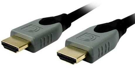 Comprehensive HD-HD-3EST  3' High Speed HDMI Cable, with Ethernet HD-HD-3EST