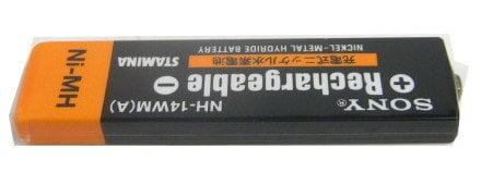 Sony 175612022 Sony MiniDisc Rechargeable Battery 175612022
