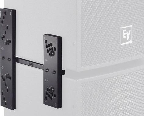 Electro-Voice VRK-3B Vertical Rigging Kit for EVH, Black VRK-3B