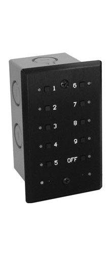 Doug Fleenor Designs PRE10-A-POPO DMX512 Wall Zone Controller PRE10-A-POPO