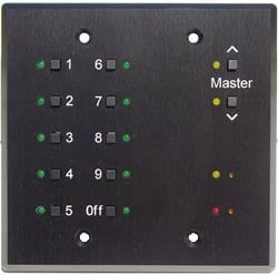 Doug Fleenor Designs PRE10-A2 Preset 10 Architectural, 2-Gang PRE10-A2
