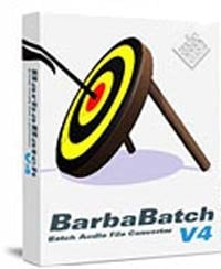 Audio Ease BarbaBatch Batch Convertor & Editor Software - Mac (Electronic Delivery) BARBABATCH-DOWNLOAD